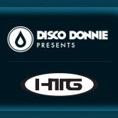Disco Donnie Presents and HTG Events  logo