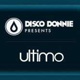 Disco Donnie Presents and Ultimo  logo