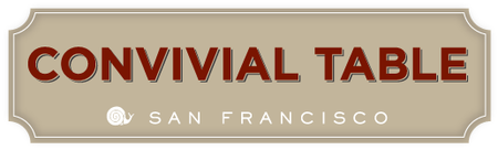 SOLD OUT: Convivial Table Dinner at Central Kitchen