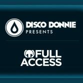 Full Access and Disco Donnie Presents logo