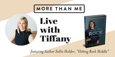 More Than Me: Live with Tiffany & special guest,...