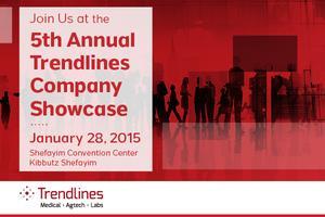 5th Annual Trendlines Company Showcase