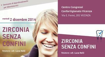 """""""Zirconia senza confini"""" - Seminario per Odontotecnici..."""