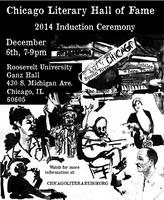 Chicago Literary HOF 2014 Induction Ceremony