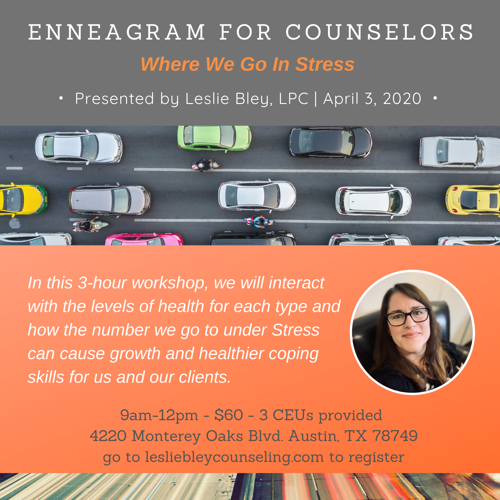 Enneagram For Counselors: Where We Go In Stress