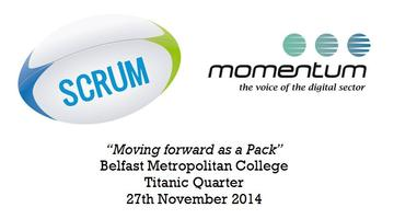 SCRUM 2014 - The Momentum Conference