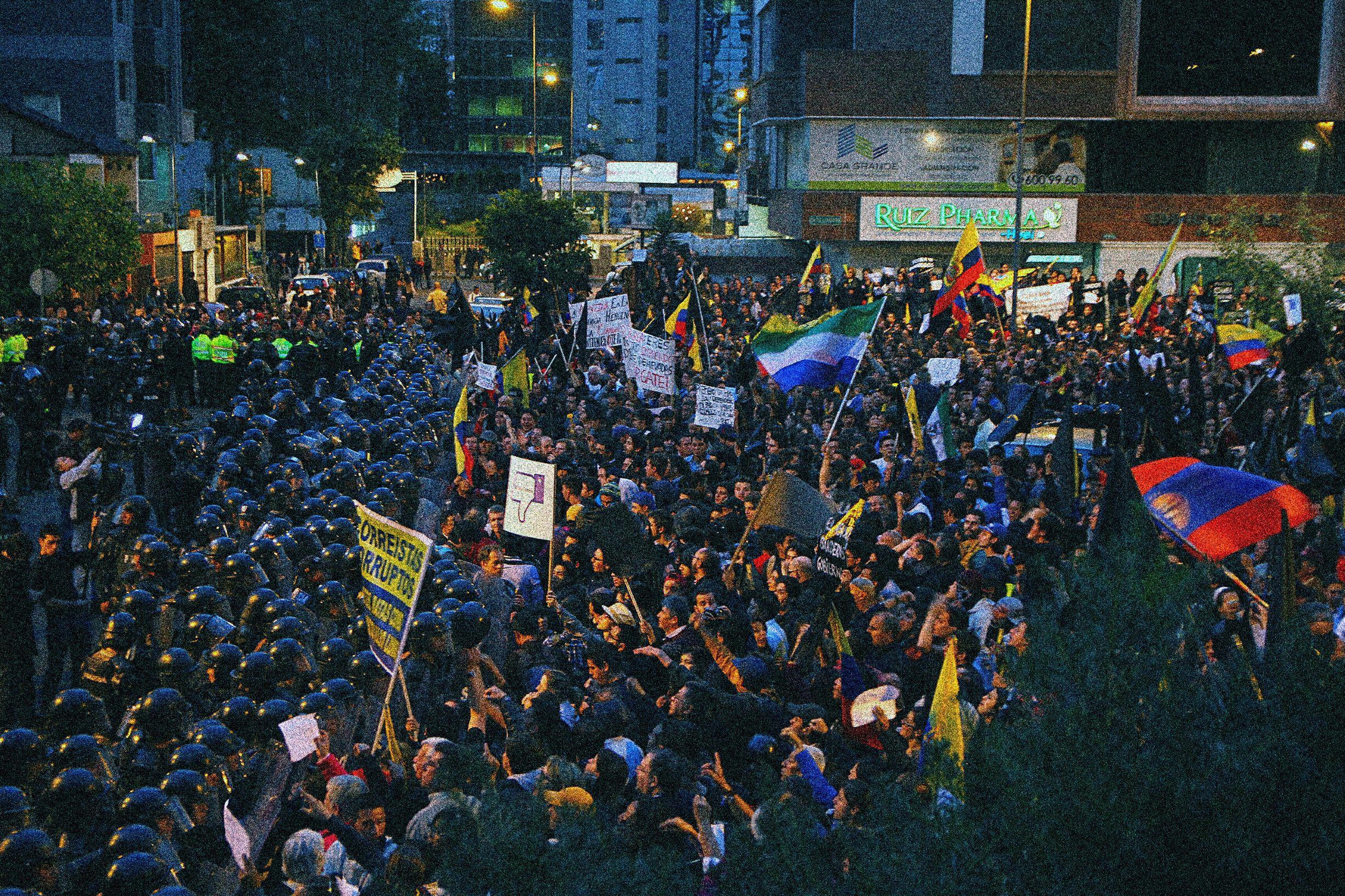 Protest and Politics in Latin America