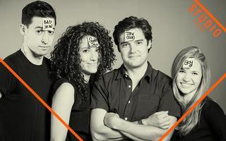 See A Play with NOVA Tribe: Bad Jews
