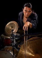 Tatsuya Nakatini with N.G.O. Gong Orchestra