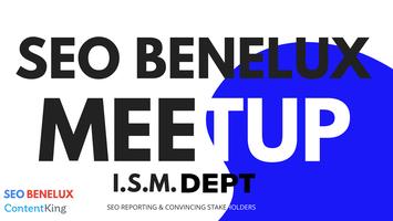 SEO Benelux Meetup Rotterdam '20 (uitgestelde editie)