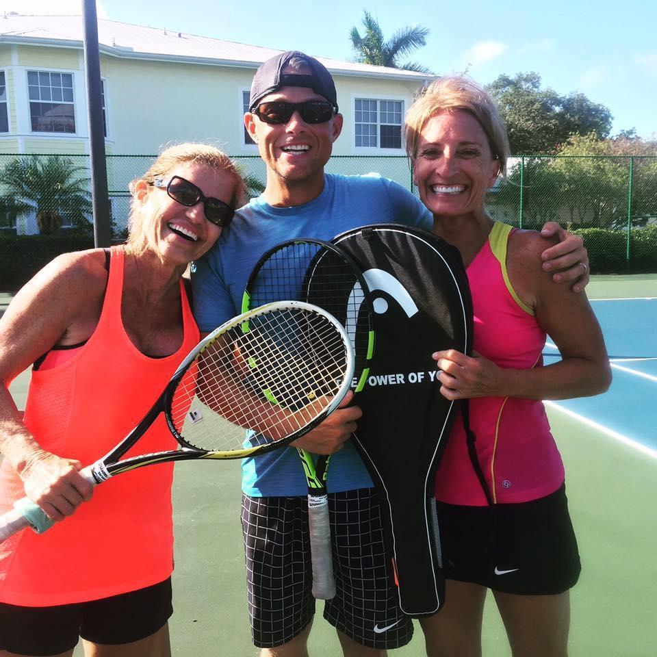 Learn to Play Tennis (CoEd) – Esplanade at Artisan Lakes
