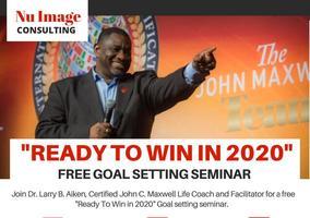 Ready to Win Goal Setting Seminar