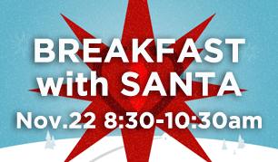 Breakast With Santa 2014