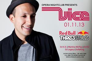 Redbull Thre3Style - DJ VICE 01.11
