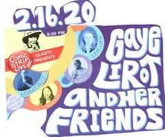 GLADYS PRESENTS - Gaye Lirot and Her Friends