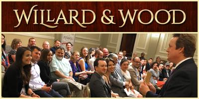 Willard & Wood - Magic, Mind Reading, and the...