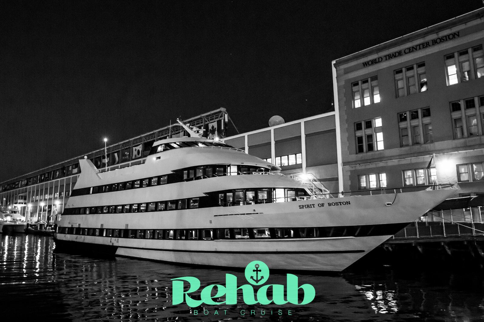 9th Annual ALL WHITE Cruise AfriQue   SPIRIT OF BOSTON