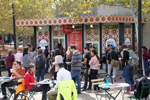 Palestinian Potluck with Conflict Kitchen