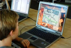 MakersClub: Game Design: Kids Registration