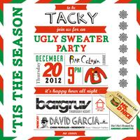 Ugly Sweater Holiday Mingle & Jingle Party w/ DJ David...
