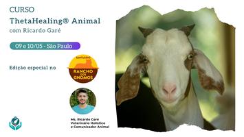 Formação Oficial ThetaHealing Animal no Santuário...