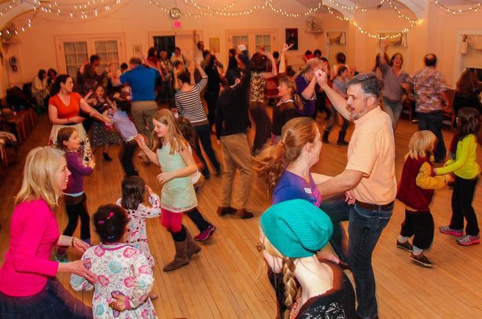 Community Fun Dance