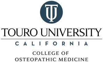 Touro University CA College of Osteopathic Medicine...