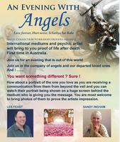 An Evening with Angels Caloundra Qld