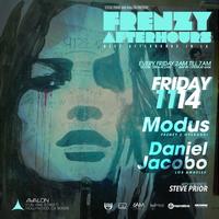 11.14 // Frenzy Afterhours feat. Modus Daniel Jacobo |...