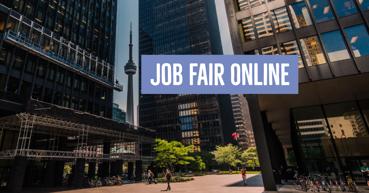 Job Fair Online: Connect with the Fastest Growing Companies