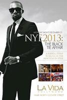 NYE 2013 A BLACK TIE AFFAIR