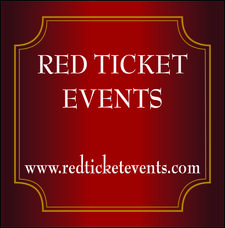 Lynnette Coachman, Owner of Red Ticket Events logo