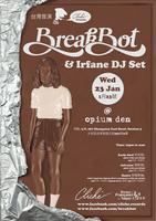 Cliché Presents: Breakbot (Ed Banger) & Irfane...