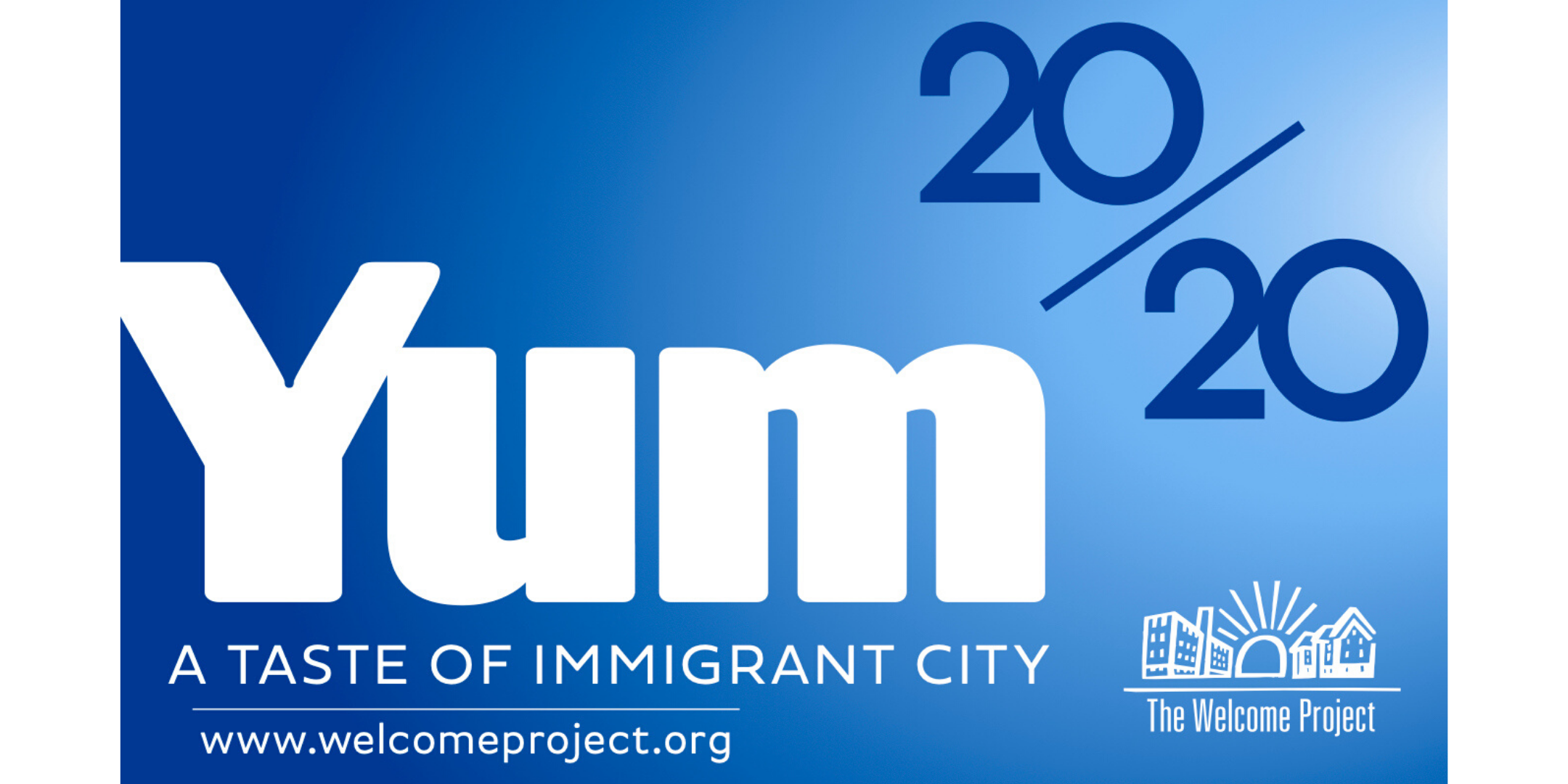 11th Annual YUM: A Taste of Immigrant City (VIRTUAL EVENT)