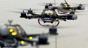 Dron'in formation | Dicembre
