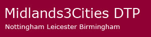 Midlands3Cities DTP studentships 2015 - Application...