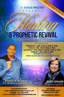 Healing & Prophetic Outpouring With Joan Hunter & I.R....