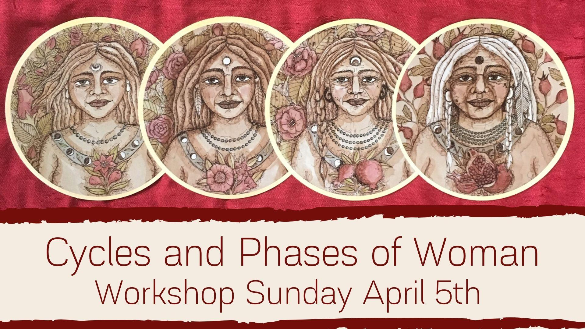 Cycles and Phases of Woman
