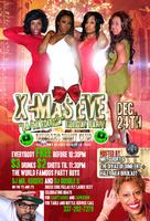 """X-mas Eve Holiday Party """"LA/TX Edition"""""""