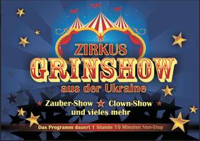Zirkus Grinshow