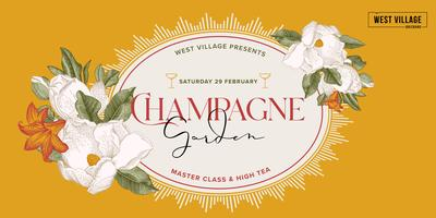 Champagne Garden at West Village