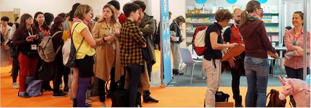 ARU Book Illustration Interviews at Bologna Children's...