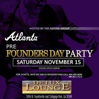Atl Pre Founders Day party