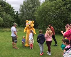 Contact Outdoor Fun with Pudsey Bear, Alyn Waters...