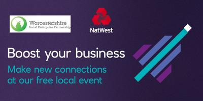 Business Support Clinic- Worcester #NatWestBoost