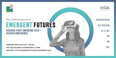 Emergent Futures (Tech + Design Conference)