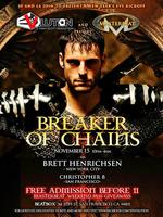 MASTERBEAT & EVOLUTION PRESENT: BREAKER OF CHAINS