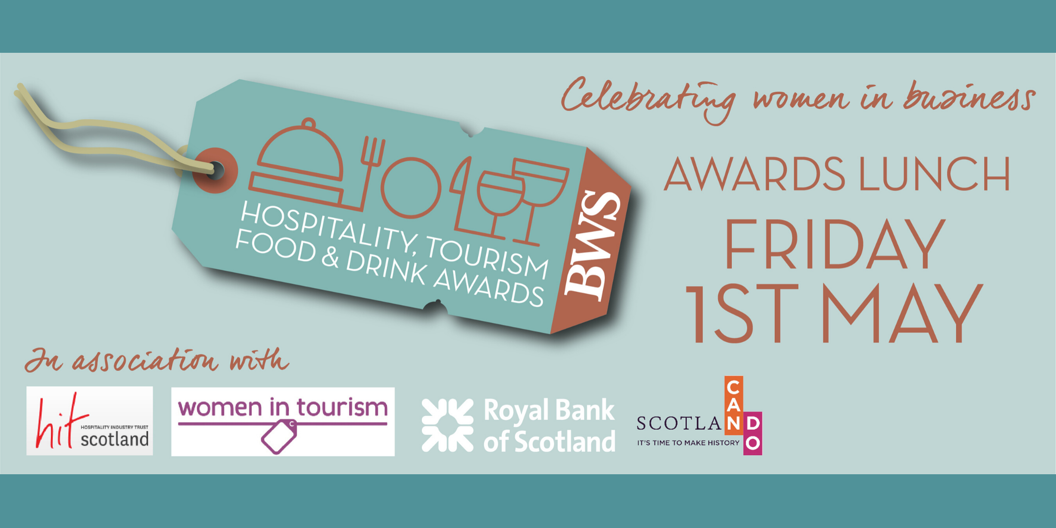 Hospitality, Tourism and Food & Drink Awards