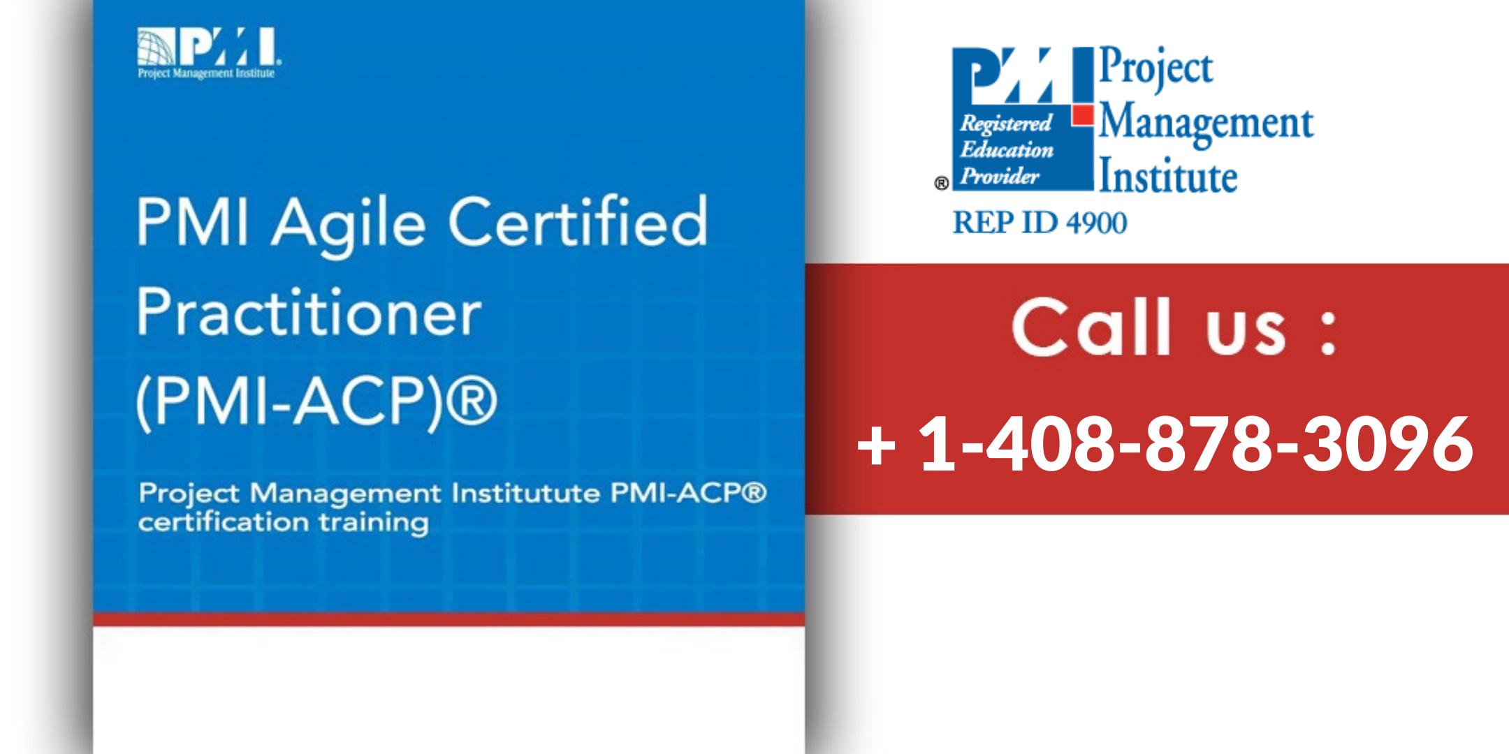 PMI-ACP (PMI Agile Certified Practitioner) Training in Edmonton