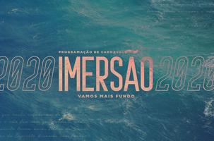 IMERSÃO 2020 - Encontro com Deus